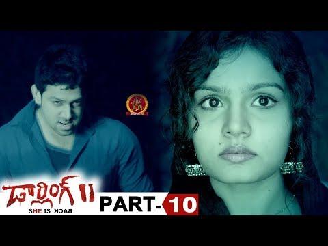 Darling 2 Full Movie Part 10 - 2018 Telugu Horror Movies - Kalaiyarasan, Rameez Raja, Maya