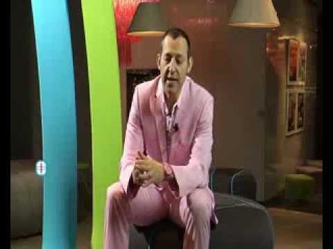 Presentazione della collezione Sensunels con Karim Rashid