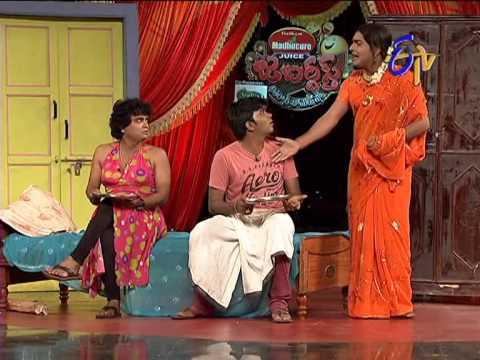 Jabardasth - జబర్దస్త్ - Sudigaali Sudheer Performance on 10th April 2014