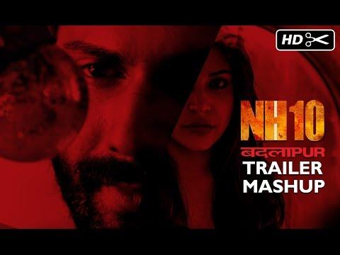 NH10 & Badlapur Trailer Mashup | Varun Dhawan & Anushka Sharma