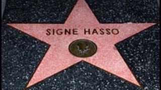 Signe Hasso död| 2002-06-08
