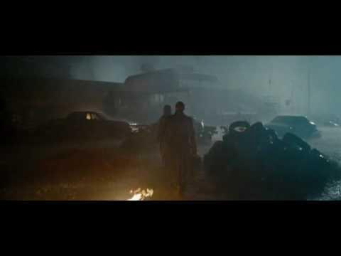 Terminator Salvation cutscene Moon Bloodgood topless