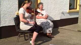 Salmon Tails, Jimmy Allan & The Winster Gallop on Fiddle