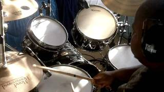 Rev. Gerald Thompson - This Is The Day (Drum Cover)