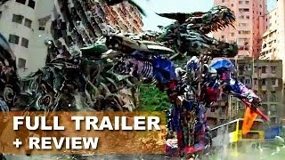 Transformers 4 Official Trailer 2 + Trailer Review - Beyond The Trailer