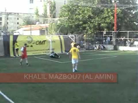 Al Amin Vs Midad Amchit video
