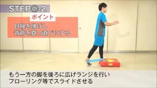 総合版2蹴る・走る競技にオススメトレーニング!