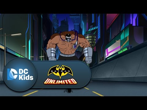 The Harder They Fall | Batman Unlimited | Episode 2