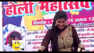 Download Sapna Chaudhary Sexiest Dance video 2016  Laad piya ke-  crazy haryana hindi 3Gp Mp4