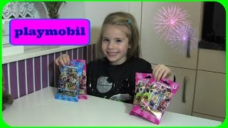 Playmobil Sammelfiguren Serie 9 | Figures Girls & Boy Blind Bags Opening