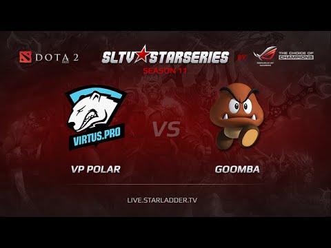 VPPolar vs Goomba SLTV Europe Season 11 Day 20