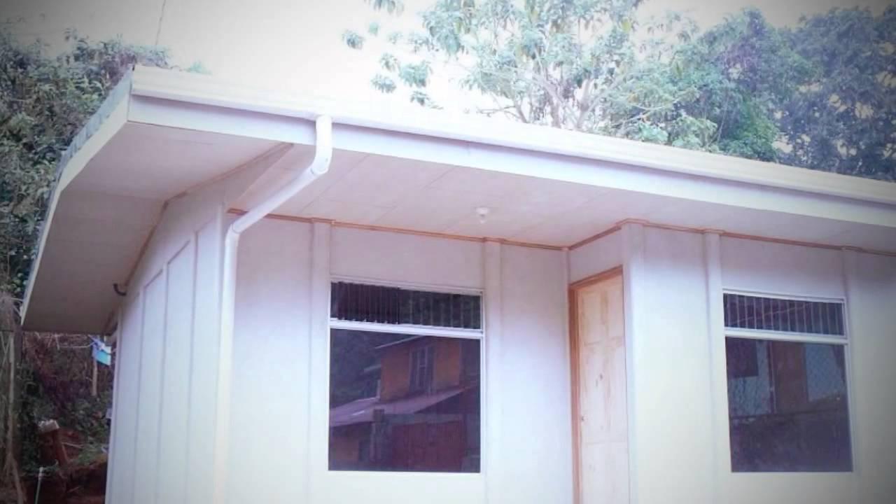 Casas prefabricadas provivienda costa rica 2225 7878 youtube - Casas de piedra prefabricadas ...