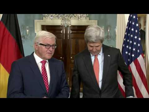 Secretary Kerry s Remarks with German Foreign Minister Steinmeier