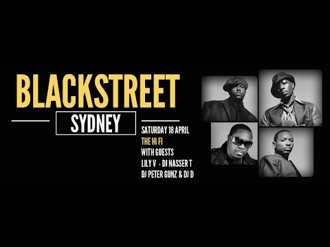 Blackstreet: DJ D interviews Chauncey Black for Mixxbosses Radio Australia 180315