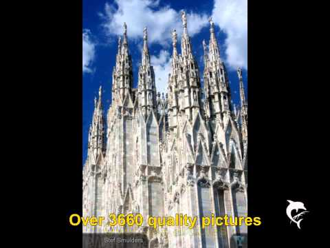 FREE Milan City Travel Guide App for iPhone iPad Android tablets
