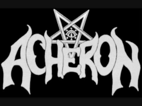Acheron - Countess Bathory (Venom Cover)