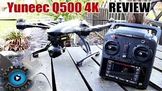 Yuneec Typhoon Q500 4K Drohne/Quadrocopter Test - Review [Deutsch/German]