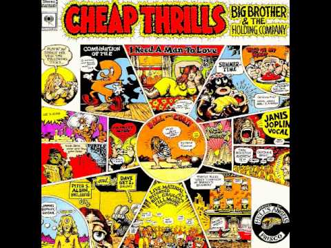 Janis Joplin - Catch Me Daddy ( In Album Cheap Thrills )