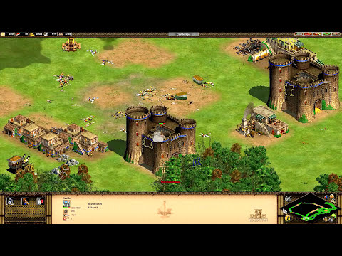 Age of Empires 2 : HD Edition - COOP Multiplayer - Rebelião das Maquinas