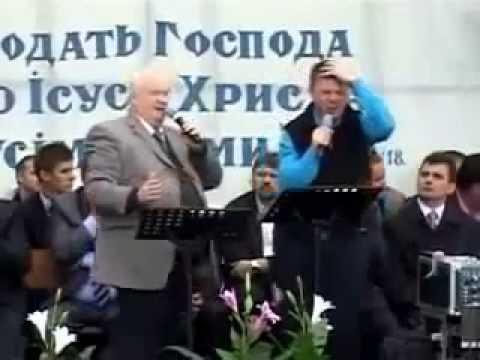Ричард Михальский Проповедь и свидетельство христиан в Узбекистане