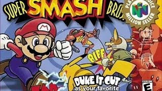 Super Smash Bros N64 Full Game