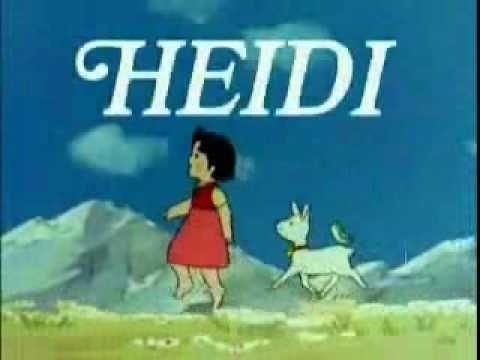 Abuelito dime tú - (Heidi)