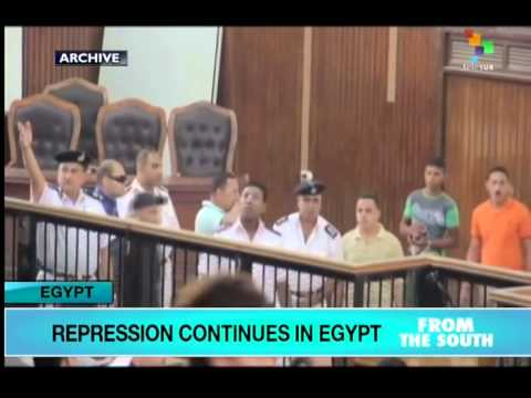 Egyptian activists sentenced to life imprisonment