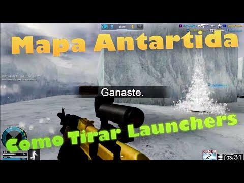  Como Tirar Launcher   Mapa Antartida  Operation 7
