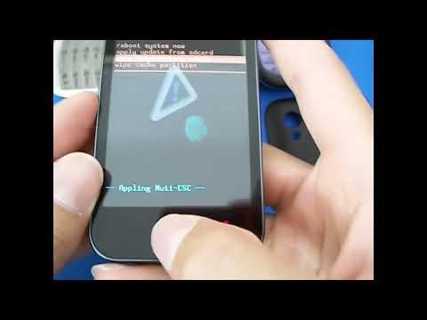 Hard Reset Samsung Galaxy Ace S5830   Como Formatar. Desbloquear. Travado