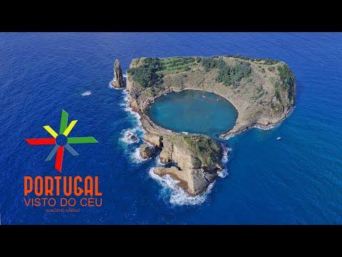 Portugal visto do Ceu - Best of my flights in 2017 - 4K Ultra HD