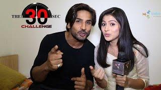 Krip and Aparna Take The 30 Sec Challenge