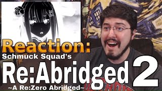 Re Abridged Ep. 2 (ReZero Abridged): #Reaction #AirierReacts