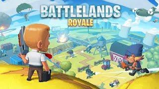 Battlelands Royale - Futureplay - Gameplay - iOS / Android