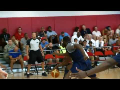Phantom: Usa Basketball Training Camp Day 2 video