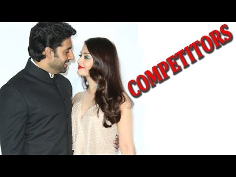 Aishwarya Rai Bachchan to compete with husband Abhishek Bachchan