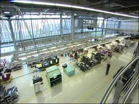 Rolls Royce Factory 1