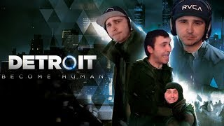 Summit1g Plays Detroit: Become Human
