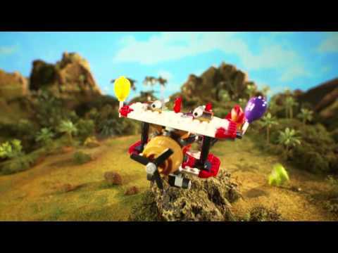 LEGO® The Angry Birds Movie - Challenge #2