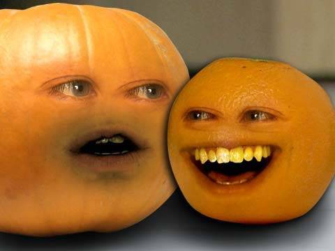 The Annoying Orange 2: Plumpkin