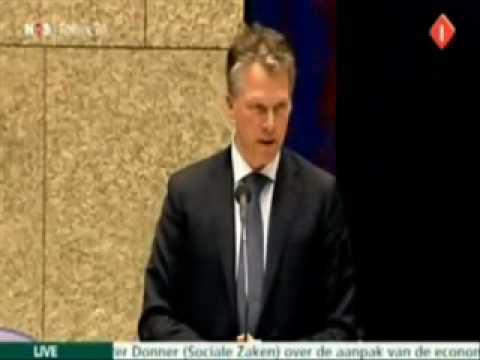 Leuke grap van Wouter Bos Kijk op www.kleurrijkplatform.groenlinks.nl en word lid!!