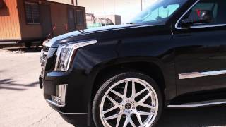 CADILLAC ESCALADE ON VCA 26
