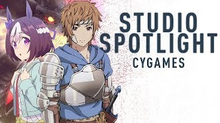 The Cygames Invasion of Everything | Anime Studio Spotlight