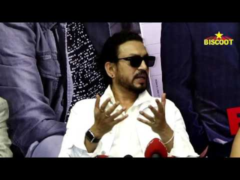 Irrfan Khan Talks About His Favourite Films And What He Learned While Shooting For Those Movies