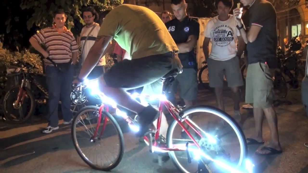Bicycle Generator Led Light Solution