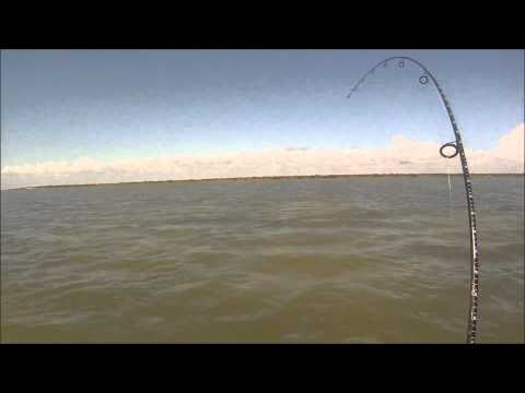Wet Line Episode 3 Part 1: Big Reds in the Lower Laguna Madre