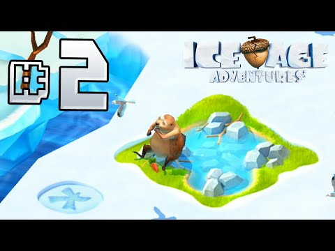 Building A Dam - Ice Age Adventures || Ep2