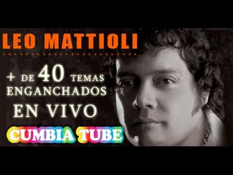 Lo Mejor del León en VIVO - Leo Mattioli Enganchados EN VIVO