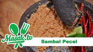 Sambal Pecel | Sambal #031