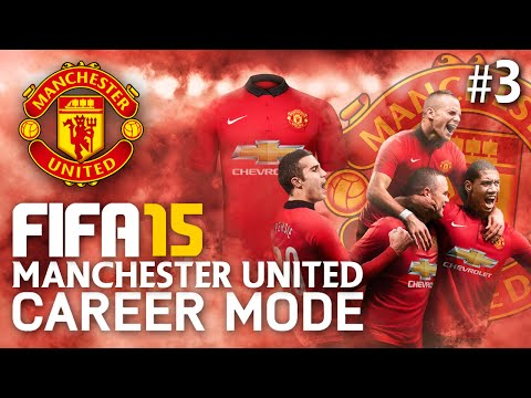 FIFA 15 | Manchester United Career Mode - THE RETURN OF RONALDO? #3