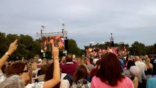 Take That - Shine at Hyde Park 2016